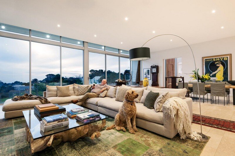 Eliza House - Innovative and Luxurious New Modern Residence by MRTN Architects 4