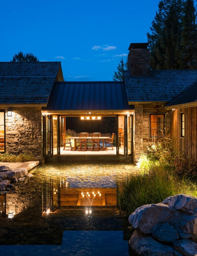Fishcreek Woods - Tiny Guest Cottage in Jackson, Montana 16