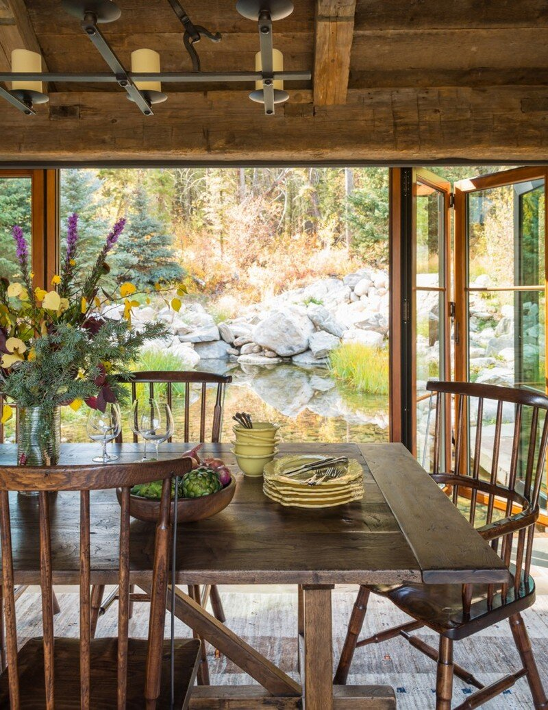 Fishcreek Woods - Tiny Guest Cottage in Jackson, Montana 8