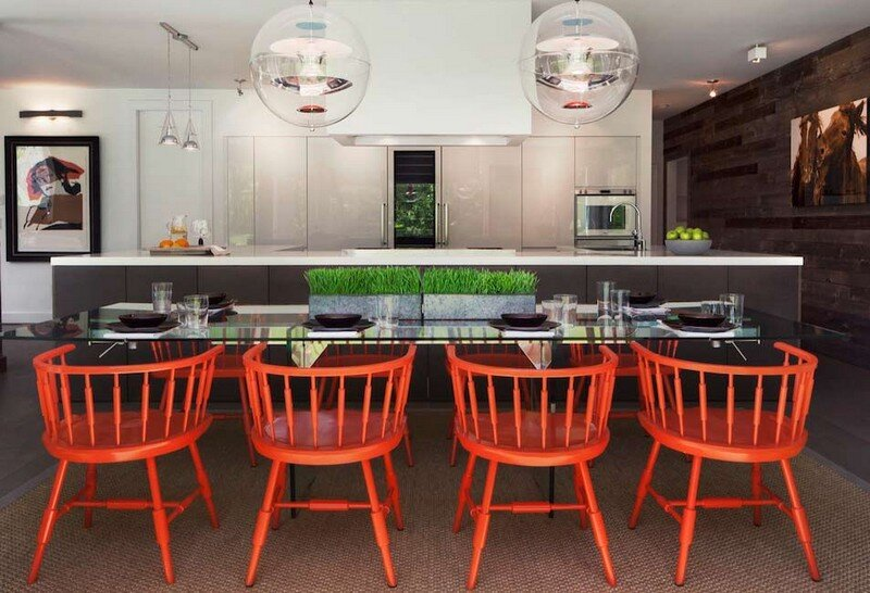 Greenwich Estate - Decor Aid Reimagine a 1970s-era New England Colonial 4