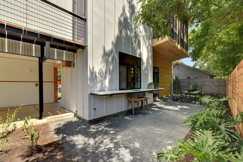 Haskell Health House Urban Garden Home In Austin 20