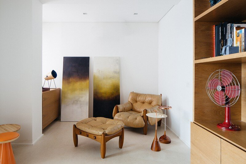 Ibirapuera Apartment - Mix of Contemporary and Brazilian Modern Classics 15