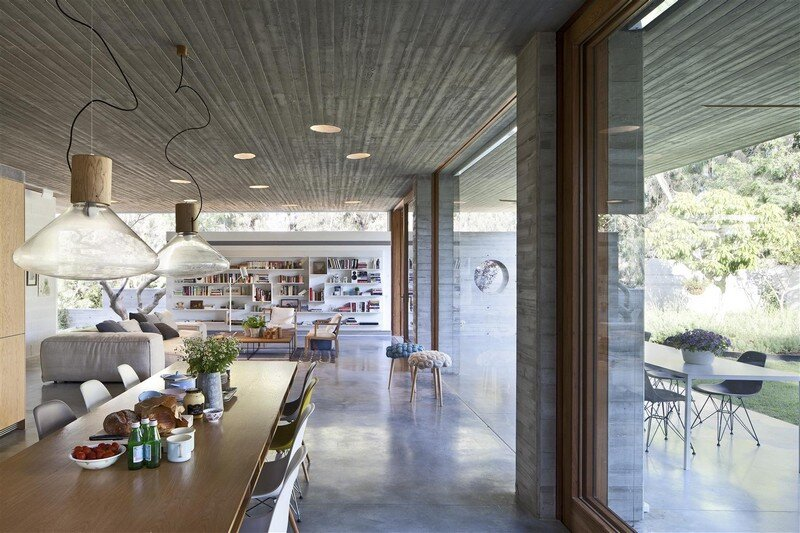 Kedem House in Ramat HaSharon- A House of an Architect (25)