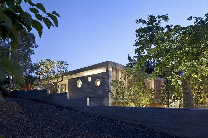 Kedem House in Ramat HaSharon- A House of an Architect (9)
