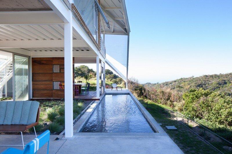 La Piscucha House in San Salvador / Cincopatasalgato