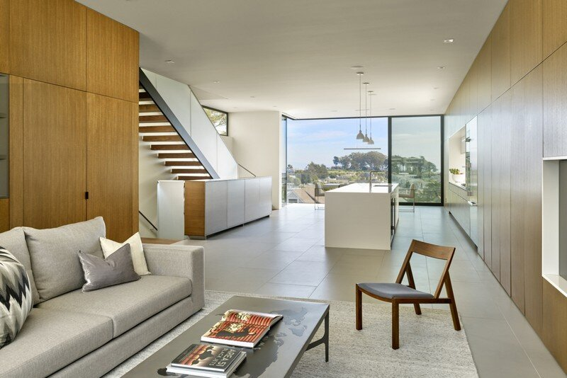 Laidley Street Residence in San Francisco Michael Hennessey Architecture 13