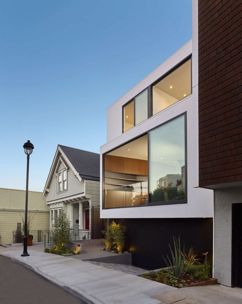 Laidley Street Residence in San Francisco Michael Hennessey Architecture 1