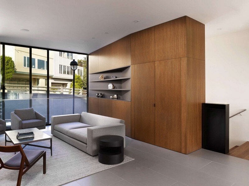 Laidley Street Residence in San Francisco Michael Hennessey Architecture 5