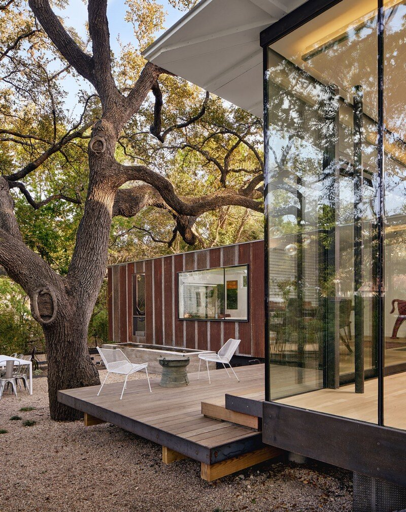 LeanToo Cottage in Texas / Nick Deaver 1
