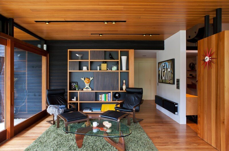 Marine Parade House by Dorrington Atcheson Architects 4