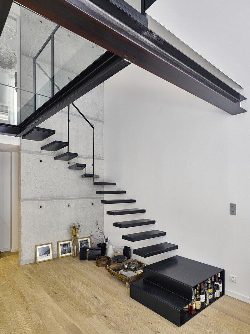Marseille Duplex - Complete Refurbishment 9