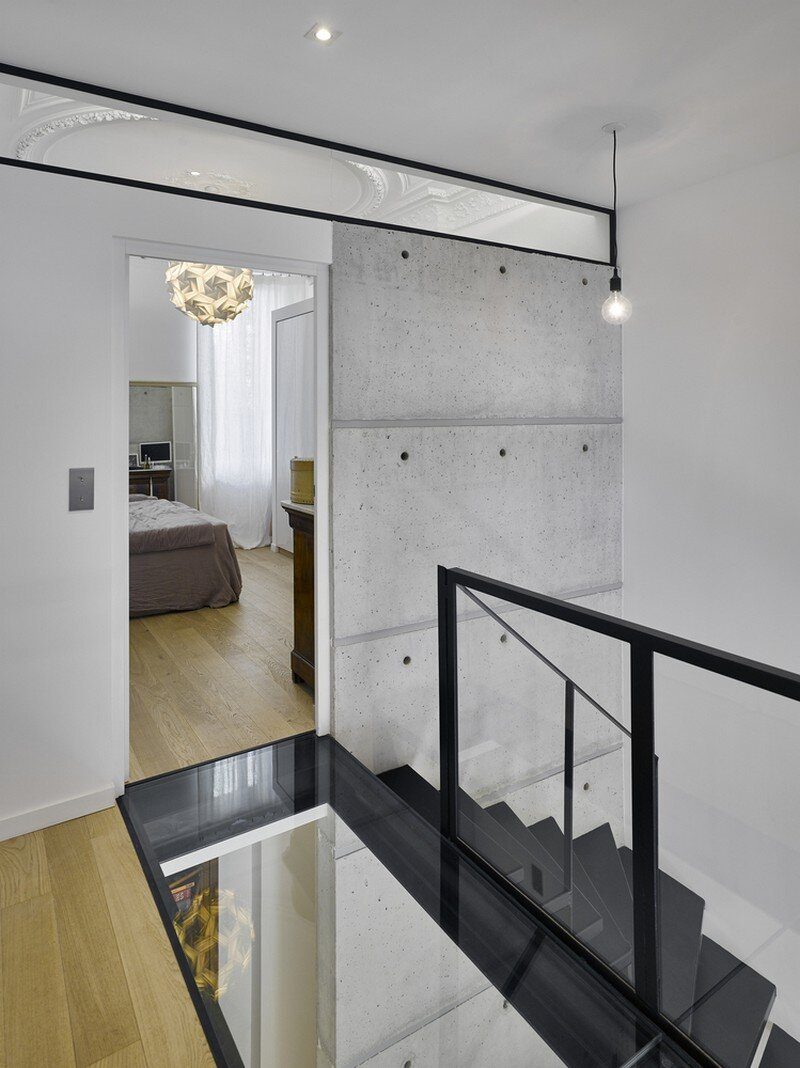 Marseille Duplex - Complete Refurbishment 6