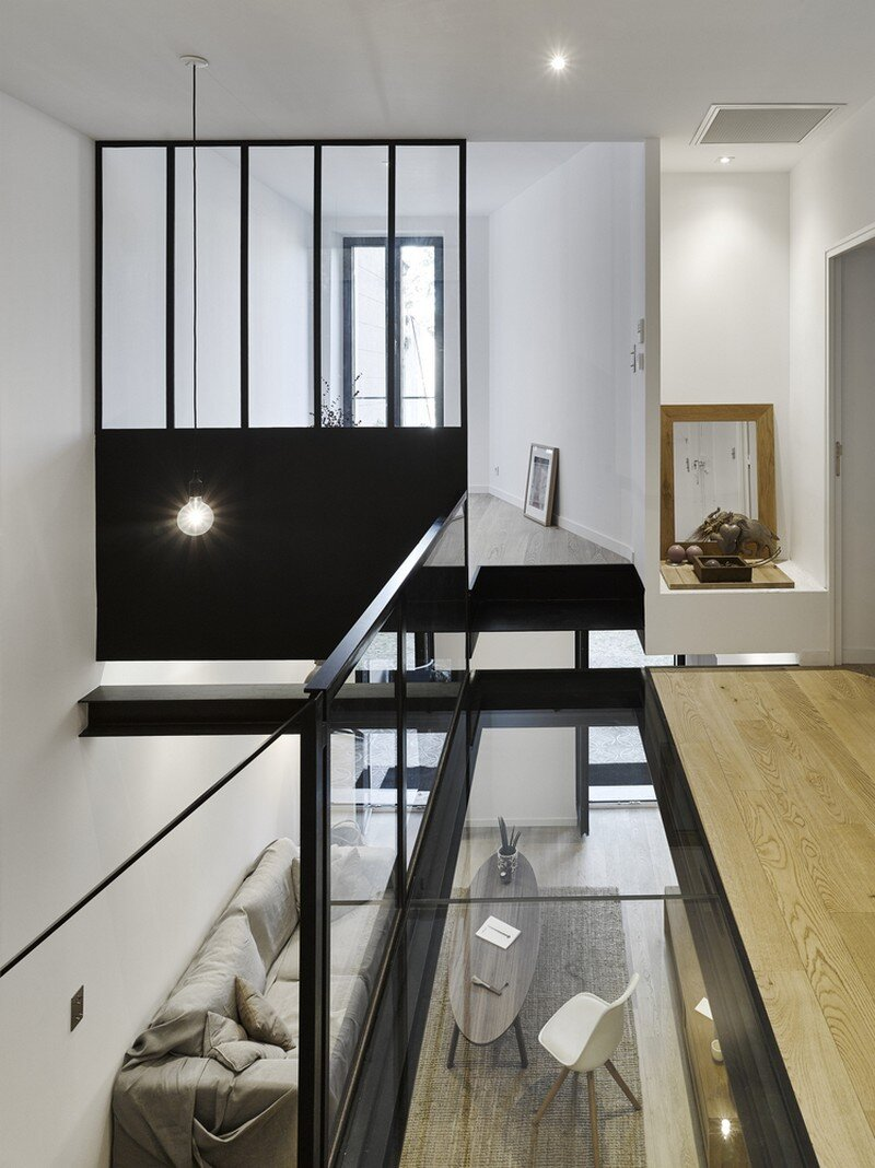 Marseille Duplex - Complete Refurbishment 5
