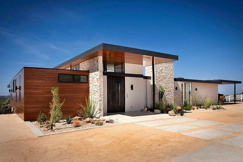 Mid-Century Modern Family House in San Diego Nakhshab Development and Design (1)