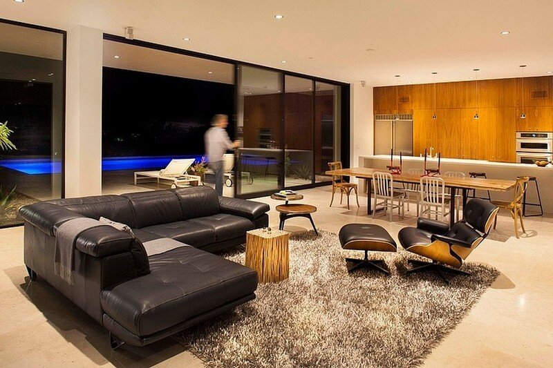 Mid-Century Modern Family House in San Diego Nakhshab Development and Design (8)