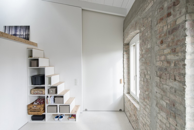 Miller House in Berlin / Asdfg Architekten 10