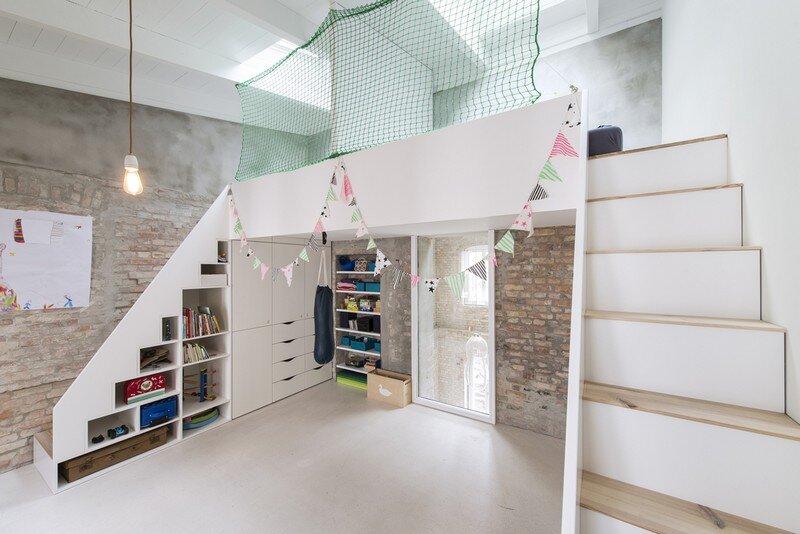 Miller House in Berlin / Asdfg Architekten 11