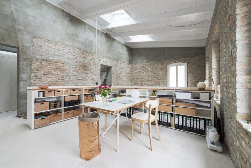 Miller House in Berlin / Asdfg Architekten 13