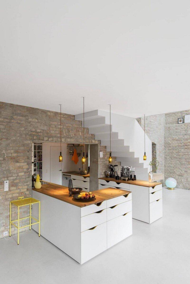 Miller House in Berlin / Asdfg Architekten 1