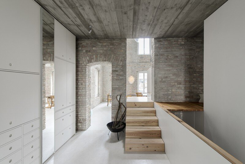 Miller House in Berlin / Asdfg Architekten 4
