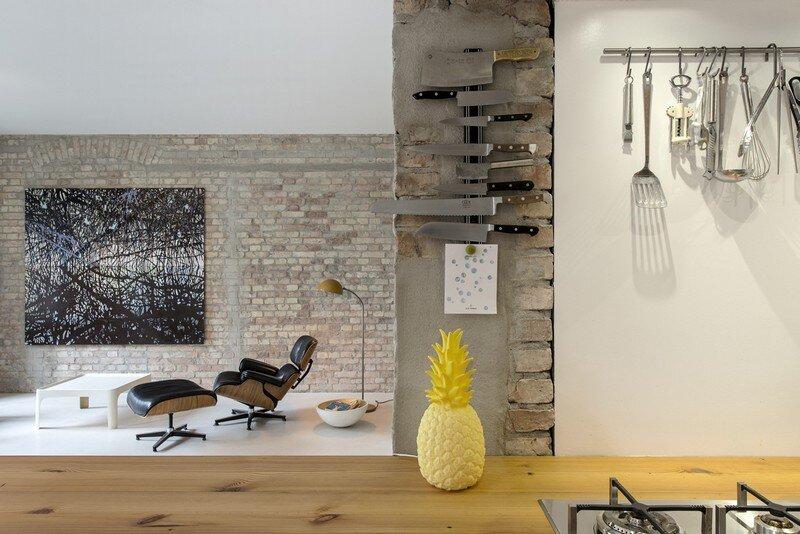 Miller House in Berlin / Asdfg Architekten 3