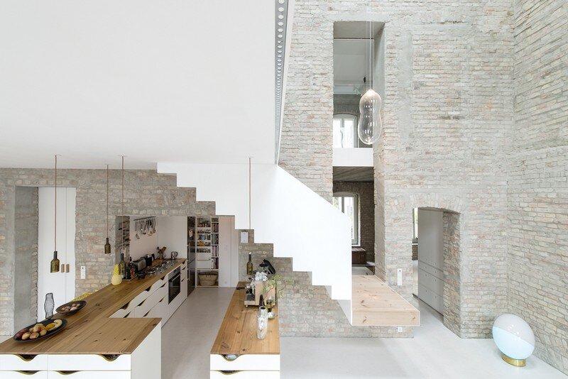 Miller House in Berlin / Asdfg Architekten 2