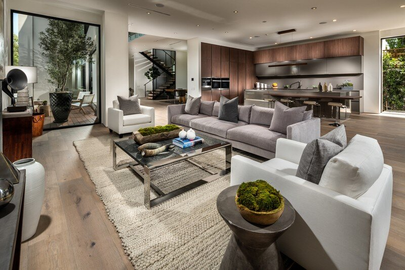 Modern Dream House in West Hollywood Prime Five Homes (16)