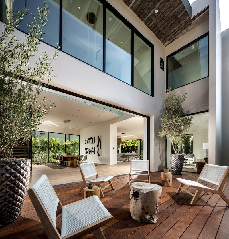 Modern Dream House in West Hollywood Prime Five Homes (6)