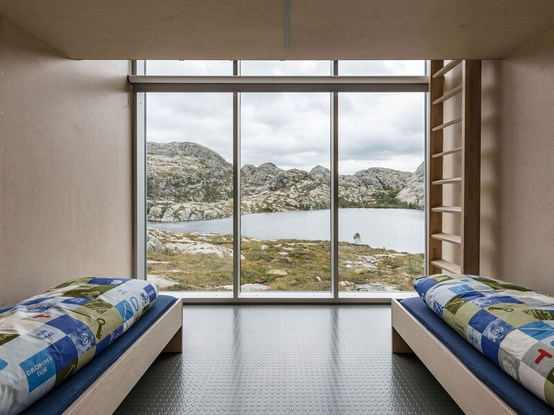Modern Weatherproof Lodges on the Rogaland Hiking Trail 16