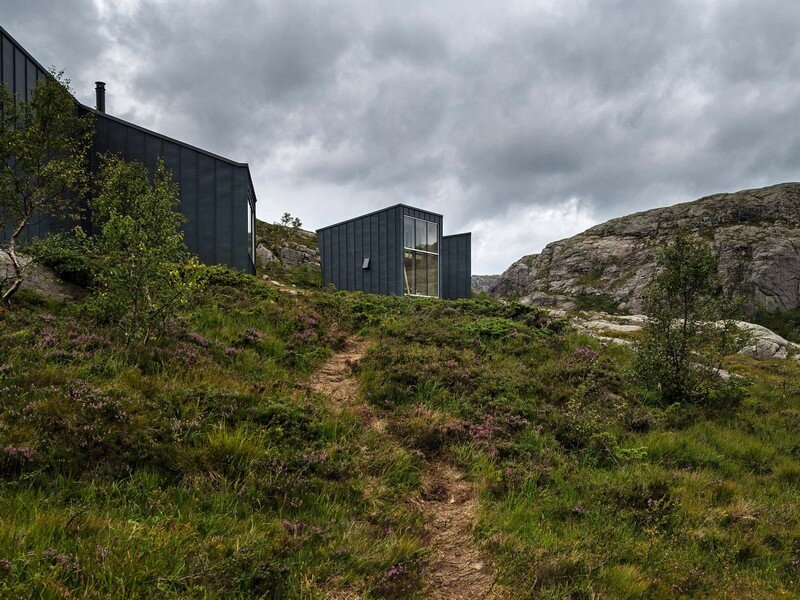 Modern Weatherproof Lodges on the Rogaland Hiking Trail 3