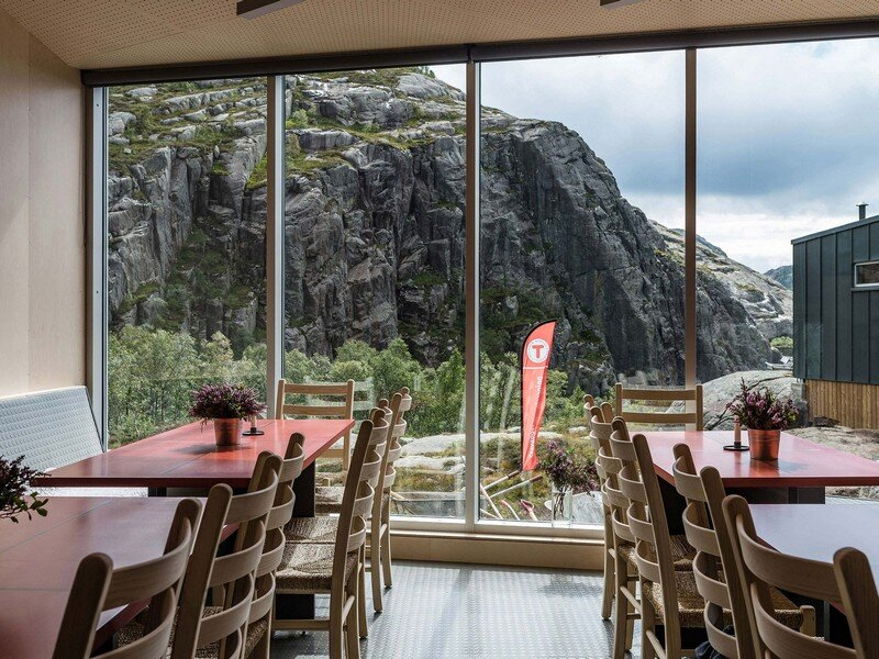 Modern Weatherproof Lodges on the Rogaland Hiking Trail 10