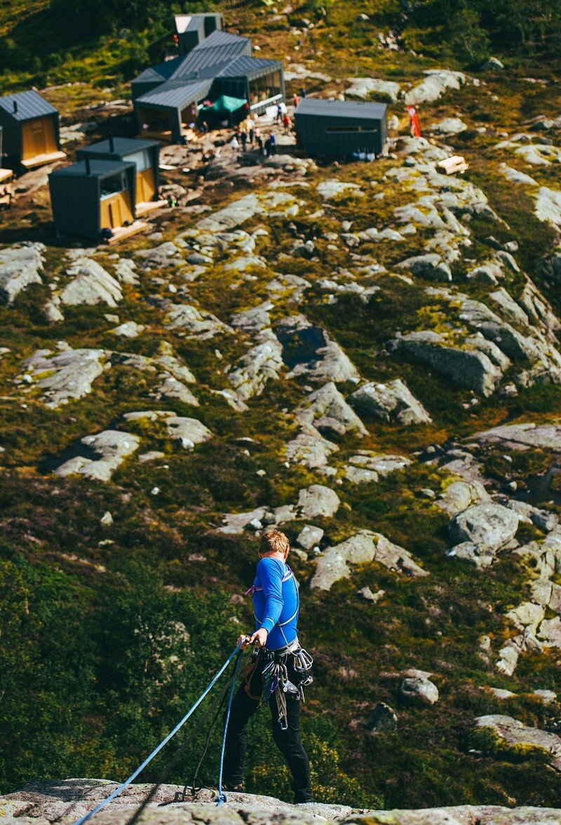 Modern Weatherproof Lodges on the Rogaland Hiking Trail 15