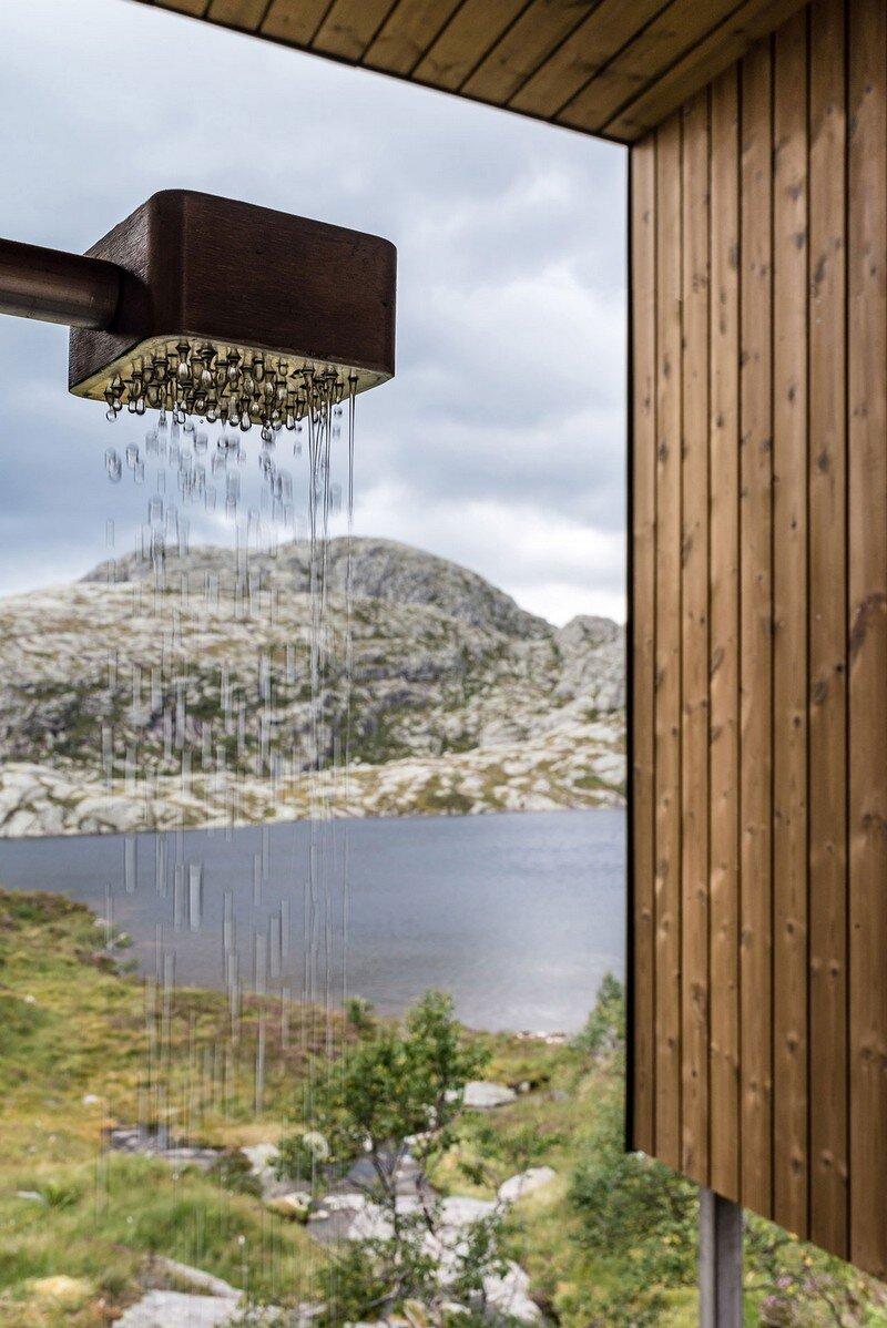Modern Weatherproof Lodges on the Rogaland Hiking Trail 13