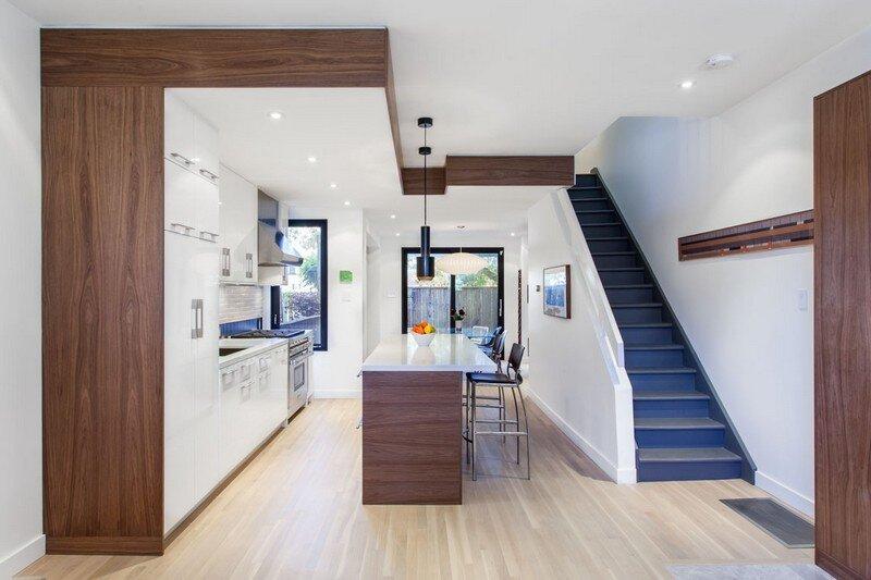 Munro House in Toronto Wanda Ely Architect 1