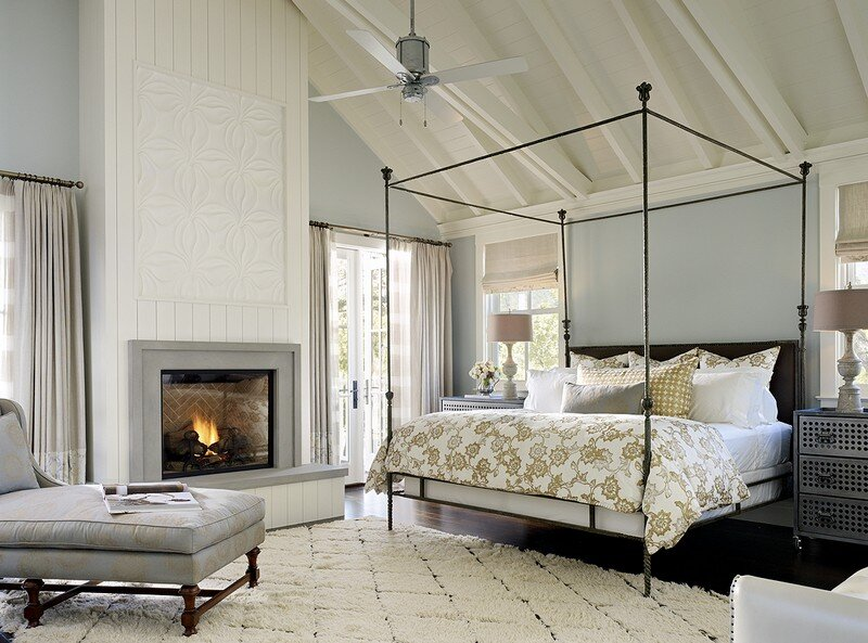 Napa Farm House by Stephen Willrich Design 6