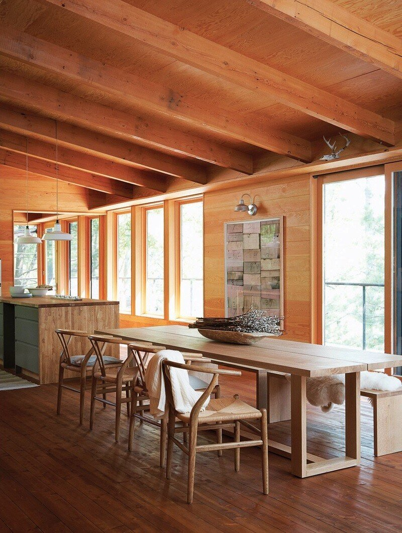 Off-the-Grid Cottage Nature-Inspired Retreat in Haliburton Highlands 9
