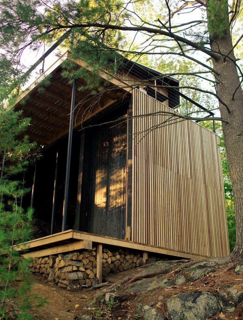 Off-the-Grid Cottage Nature-Inspired Retreat in Haliburton Highlands 2