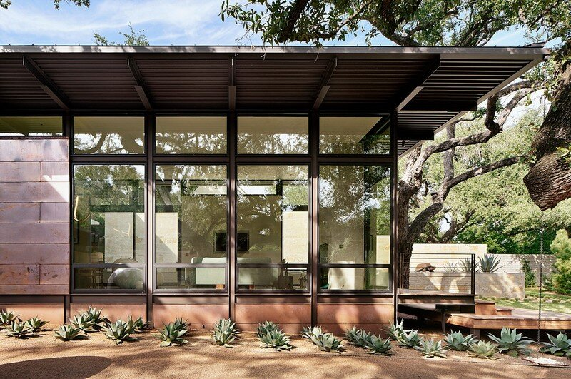 Olmos Park Residence by LakeFlato Architects (14)
