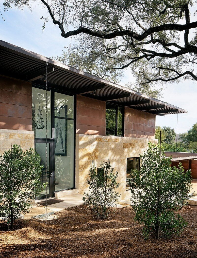 Olmos Park Residence In San Antonio By Lake Flato Architects