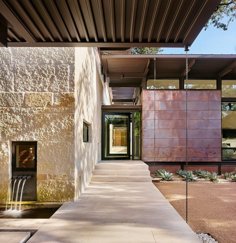 Olmos Park Residence by LakeFlato Architects (18)