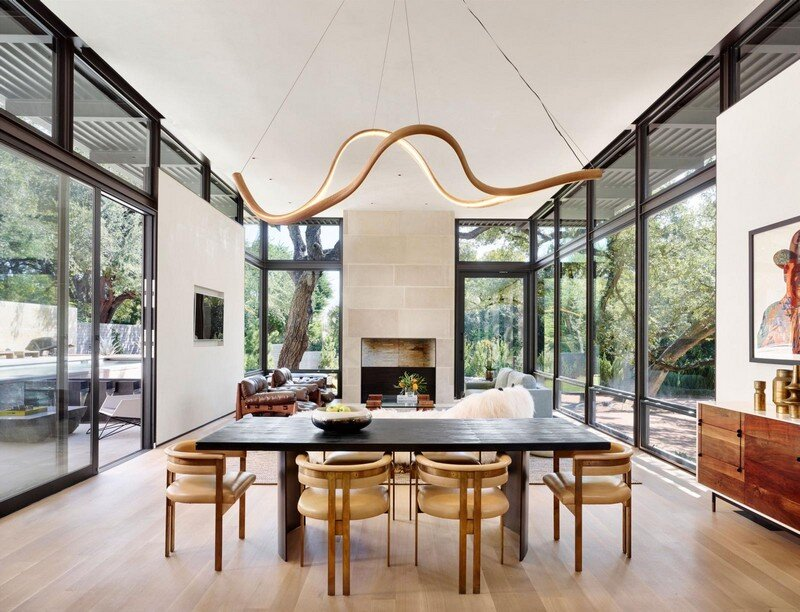 Olmos Park Residence by LakeFlato Architects (3)