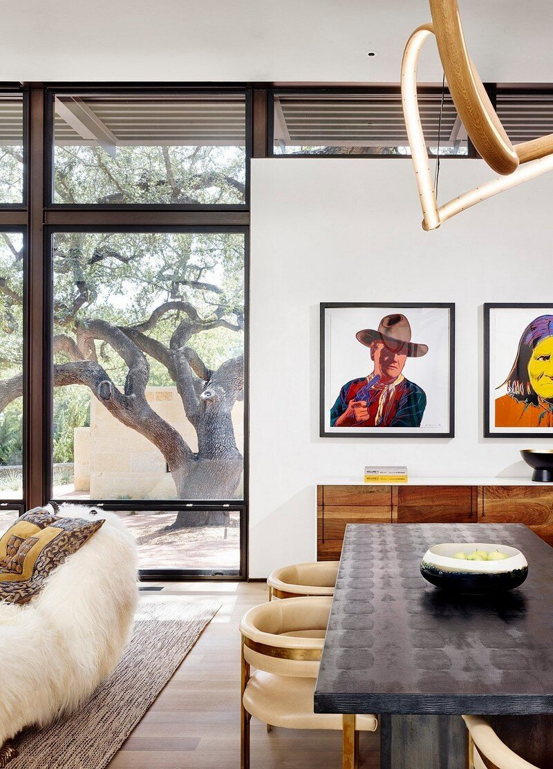 Olmos Park Residence by LakeFlato Architects (9)