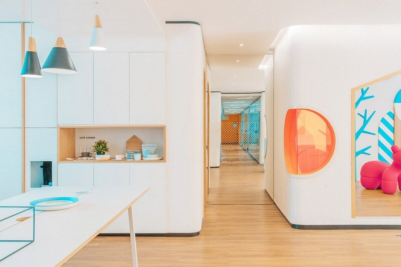 Orange Dental Clinic by RIGI Design Tianjin, China (10)