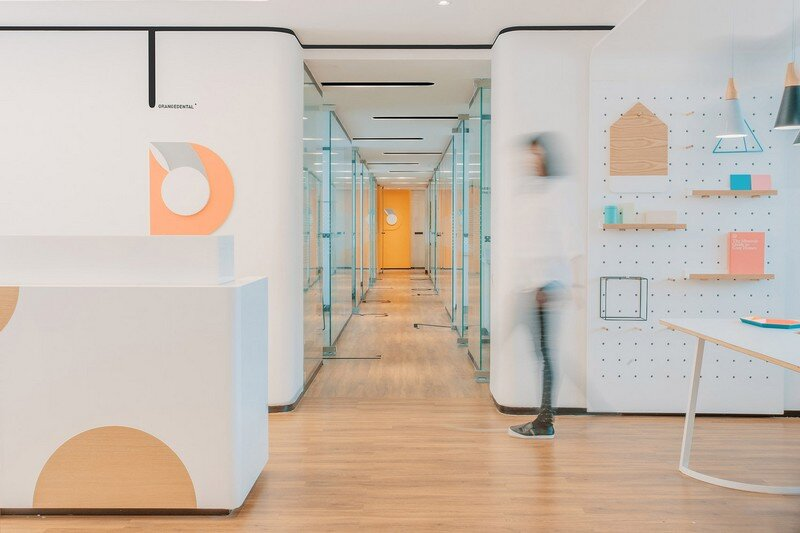 Orange Dental Clinic by RIGI Design Tianjin, China (11)
