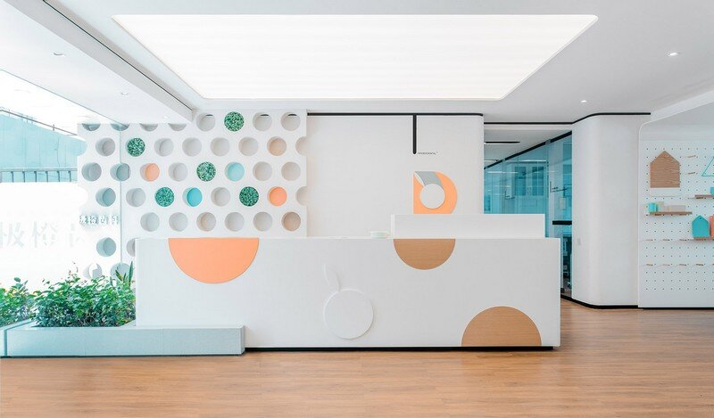 Orange Dental Clinic by RIGI Design Tianjin, China (7)