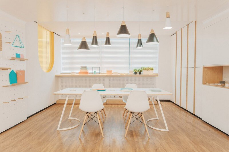 Orange Dental Clinic by RIGI Design Tianjin, China (8)