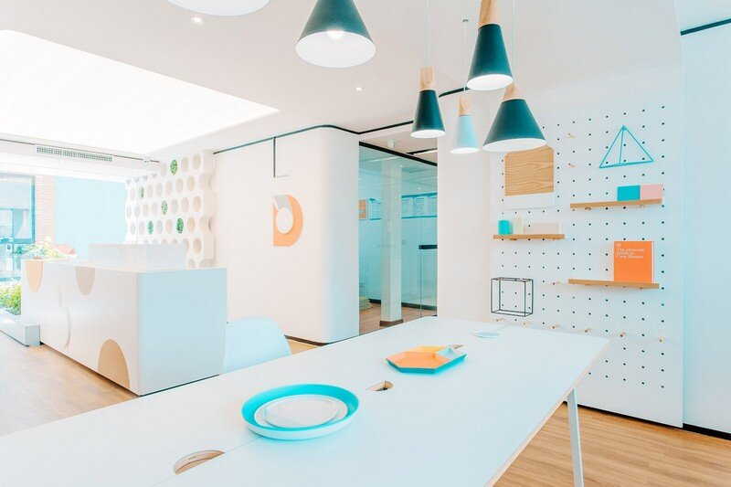 Orange Dental Clinic by RIGI Design Tianjin, China (9)