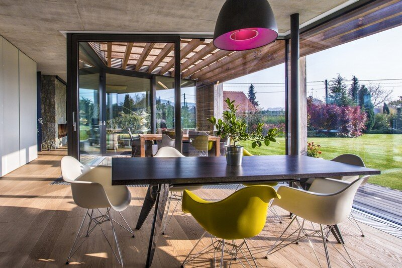 Palkovice House by Qarta Architecture (8)