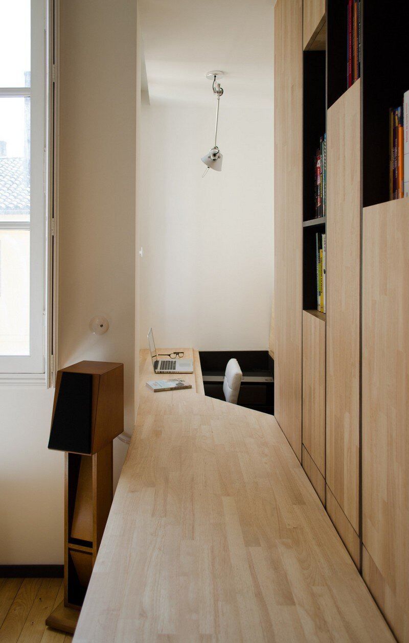 Small Bordeaux Apartment Revealing a Good Space Distribution 2