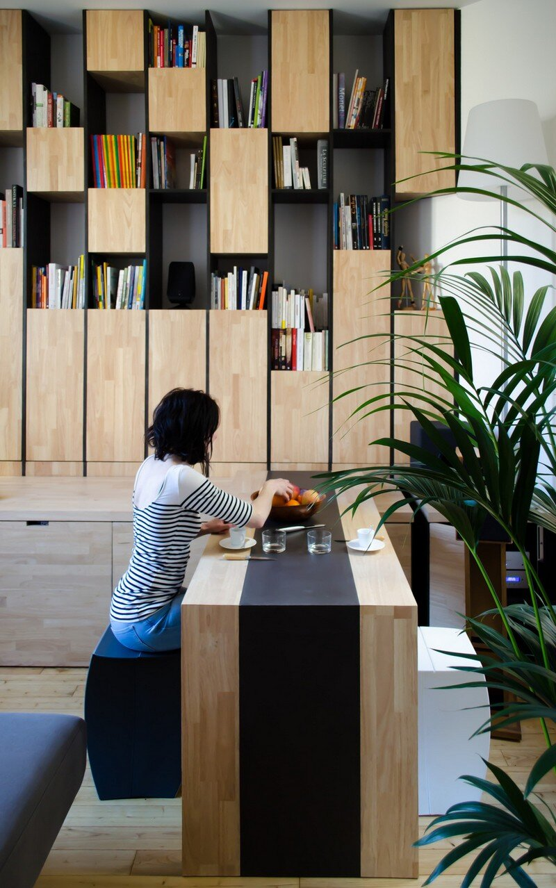 Small Bordeaux Apartment Revealing a Good Space Distribution 6